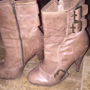 Aldo high heels booties
